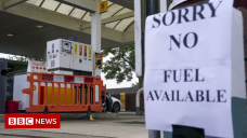 Fuel provide: UK suspends competition law to get petrol to forecourts