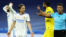 Right Madrid's attack blunted by Villarreal