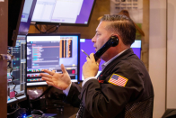 Inventory futures rise in overnight trading after market ends wild week in the green