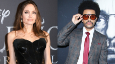Angelina Jolie & The Weeknd Reunite For One other Dinner Date In LA — Photos