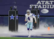 Cowboys' Prescott eager to get back in front of home fans at AT&T: 'The greatest place to play'
