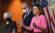 Biden's agenda hangs in the balance as Democrats negotiate spending bill