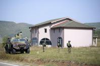 NATO-led mission increases patrols on Kosovo-Serbia border
