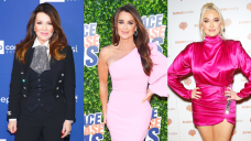 Lisa Vanderpump Claims Kyle Richards Spread Erika Jayne Rumors At Andy Cohen's Celebration