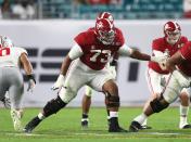 Four-star OT Elijah Pritchett commits to Alabama over Georgia, Florida State, and USC