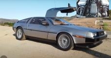 Meet The DMC Delorean With A 500bhp+ Kia Stinger GT V6