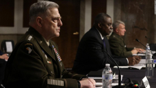 Gen. Milley said calls to China happened after there was intelligence that the Chinese were worried about an attack