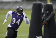 Ravens protect four players on practice squad ahead of Week 4