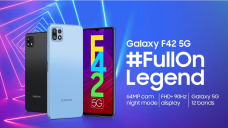 Samsung Galaxy F42 5G launched: price in India, specs, and availability