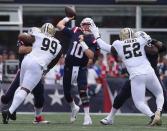 Why Mac Jones' limitations give Tom Brady the edge over Bill Belichick
