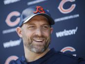 Bears HC Matt Nagy doesn't care that you hate him