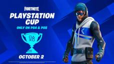 Fortnite PlayStation Cup Brings A Cash Prize To PS5 And PS4