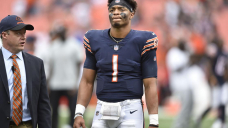 Nagy not saying who Bears' starting QB will be against Lions