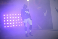 Ravens OT Ronnie Stanley to continue rehab, hope is return comes sooner rather than later