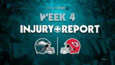 Eagles vs. Chiefs Thursday injury report: Jordan Mailata could miss matchup vs. Chiefs