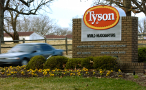 Tyson Foods says 91% of workforce is vaccinated after imposing mandate