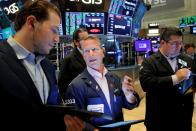 Dow futures rebound more than 100 points following rough September
