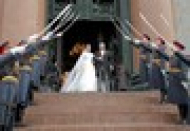 Russia's first 'royal' wedding in a century evokes imperial memories good and bad