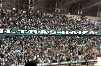 Maccabi Haifa fans face antisemitism at stadium built during Nazi Germany era