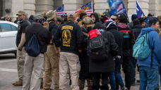 Hack exposes law enforcement officers who signed up to join anti-government Oath Keepers