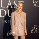 Jodie Comer felt relaxed working with Ridley Scott on The Last Duel