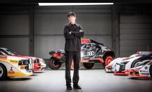 Ken Block working on 'Electrikhana' as part of new Audi partnership