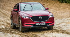 I Took My Mazda CX-5 Off-Road, So You Don't Have To