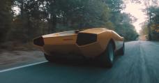 The Original Lamborghini Countach Show Car Has Been Stunningly Recreated
