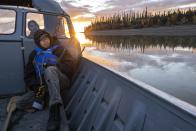 Alaska's vanishing salmon push Yukon River tribes to brink…