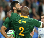 Springboks back to No 1 in rankings after titanic All Blacks Test