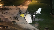 One dead, one injured after plane crash in Montreal
