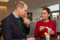 Why the Royals love of ice cream could be the key to true happiness according to Icelandic health experts