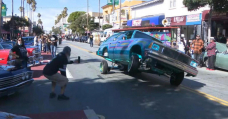 A look at the rise of Lowriders within San Francisco's Hispanic culture