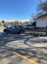 Saskatoon home hit by car after collision