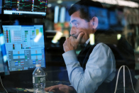 Stock futures fall heading into first full week of trading in October