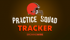 Browns add big receiver to practice squad