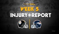 Steelers QB Ben Roethlisberger dealing with hip injury