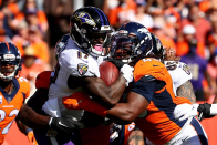 Ravens protect four practice squad players ahead of Week 5