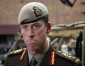 Military removes Maj. Gen. Dawe from sexual misconduct review files after backlash