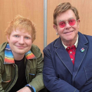 Ed Sheeran and Elton John to release Christmas song