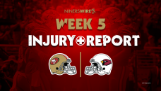 49ers injury report: Jimmy Garoppolo, Trent Williams among 6 DNPs