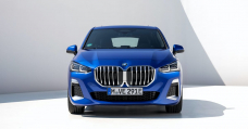 The New BMW 2-Series Active Tourer Hasn't Escaped A Grilling
