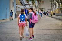 Israel's 'Green Classroom' COVID outline to start on Sunday