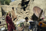 Strong earthquake in southwest Pakistan kills at least 23