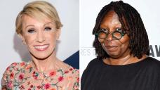 Barbara Corcoran Apologizes to Whoopi Goldberg for Body-Shaming Joke