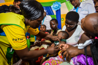 'A historic moment': Why a malaria vaccine in Africa will reignite the fight against disease
