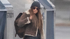 Jennifer Lopez Morphs Into An Assassin For Action-Packed 'The Mother' Scene In Vancouver — Photos