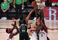 Boston Celtics vs. Toronto Raptors: Live stream, lineups, injury reports and broadcast info (10/9)