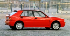 The Lancia Delta Is Coming Back As An Electric Vehicle