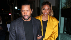 Ciara Shares Message Of Support For Husband Russell Wilson After Surgery: 'Toughest Man I Know'